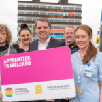New Apprentice Travelcard launched, could save apprentices in Liverpool City Region more than £400 a year
