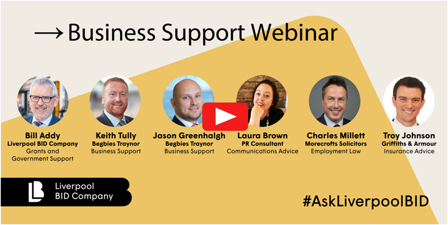 BID Business Support Webinar